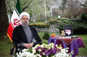 پیام حجت الاسلام و المسلمین دکتر حسن روحانی به مناسبت نوروز 96