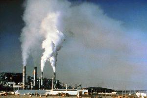 كاهش NOx نيروگاههاي گازي با اجراي طرح DLN  نيروگاه گازي فارس