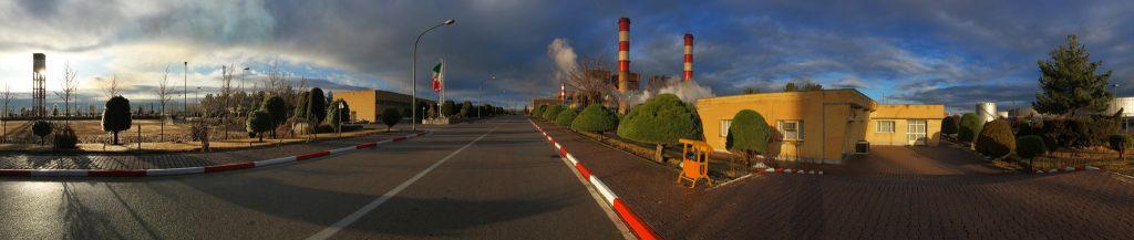 بررسي اثرات مصرف سوخت تركيبي ( نفت كوره – گاز طبيعي) بر ميزان غلظت و انتشار آلايندههاي زيست محيطي