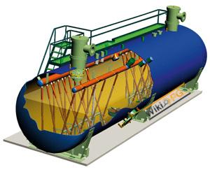 کنترل فازی سطح درام بویلر نیروگاه های حرارتی