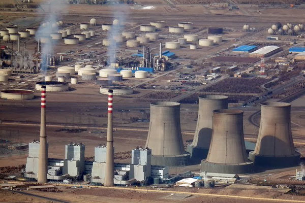 ویدئو کلیپ اورهال واحدهای گازی نیروگاه شهید رجائی دی 96