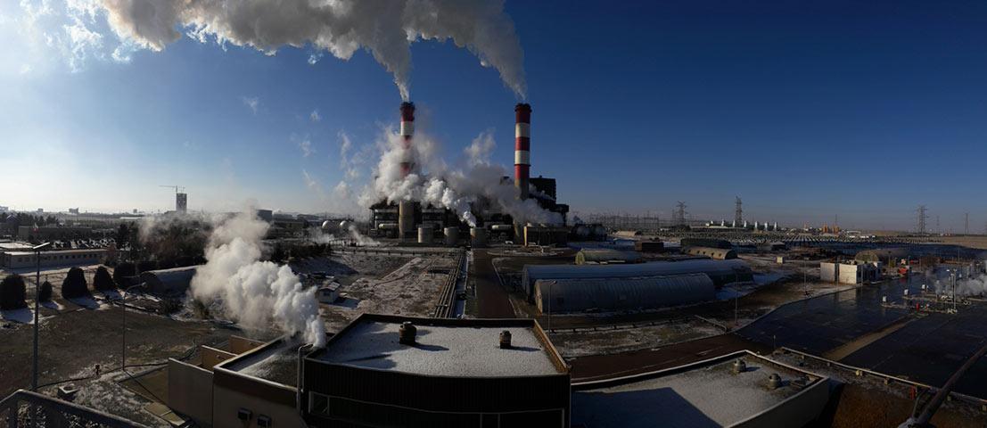 عکس نیروگاه طوس