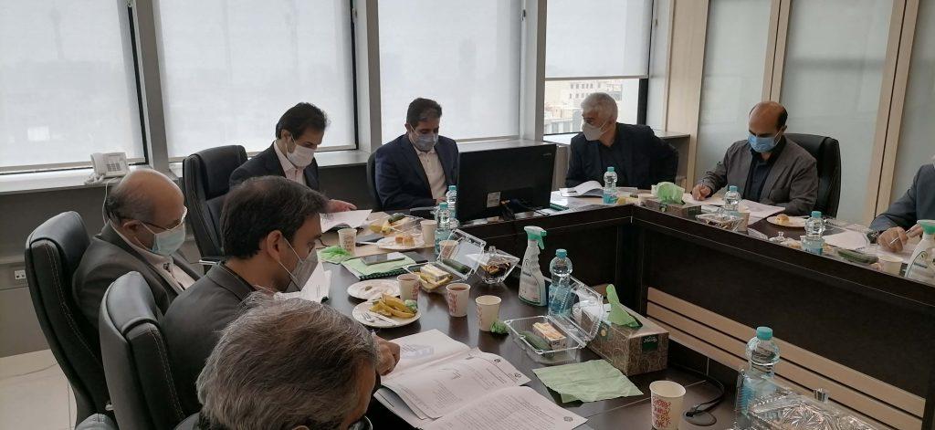 مجمع عمومی شرکت افق تامین انرژی طوس (منتهی به 30/12/1399)